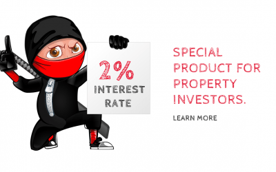 Who wants a 2% Home Loan Interest Rates!