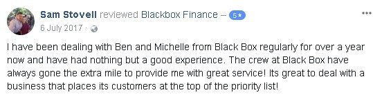 Blackbox finance review from Daryl OConnor